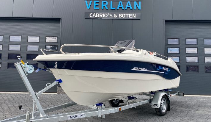 Direct Leverbaar: SeaRider 485 Family